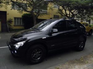 SsangYong Actyon фото авто
