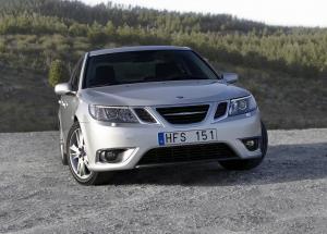 Saab 9-3 седан