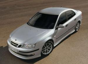 Saab 9-3 автомобиль