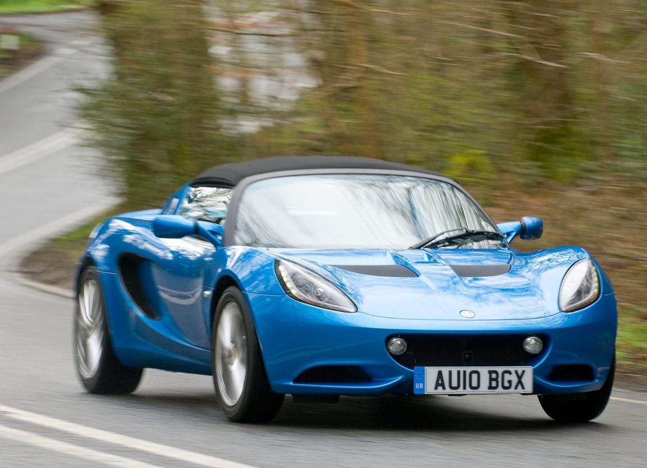 Lotus Elise авто