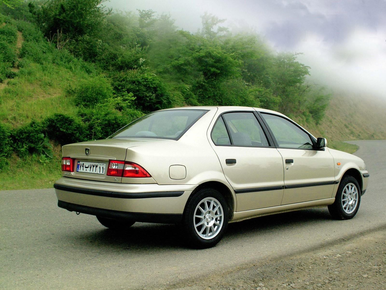 Iran Khodro Samand photo car