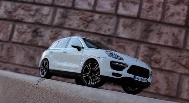 Фотография Porsche Cayenne