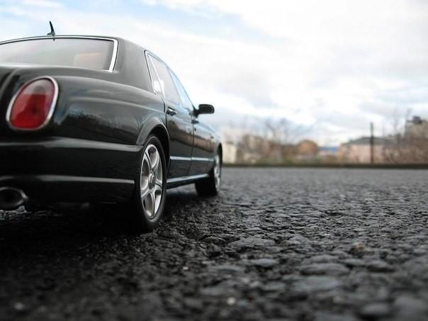 Автомобильная модель Bentley Arnage T
