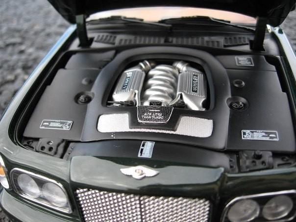 Двигатель Bentley Arnage T