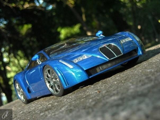 Bugatti Chiron фото авто