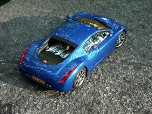 Фотография Bugatti Chiron