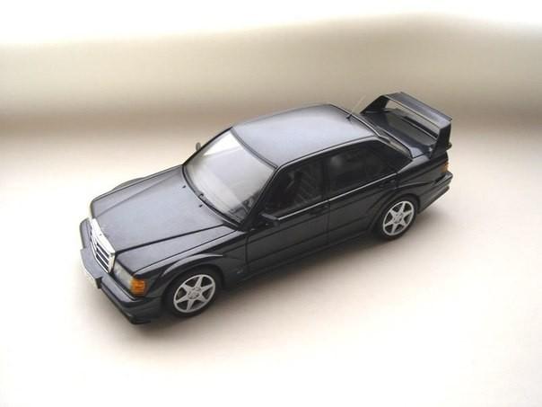 Сar Mercedes Benz 190E 2.5-16 Evo 2