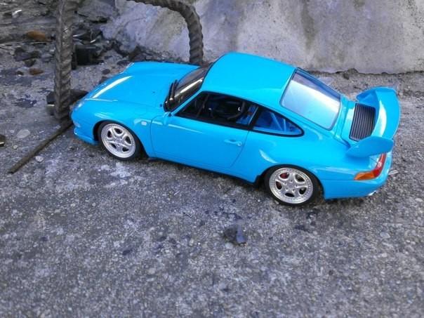Porsche 911( 993) RS Club Sport фото авто