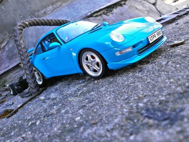 Porsche 911( 993) RS Club Sport photo