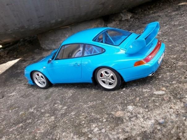 Porsche 911( 993) RS Club Sport фото