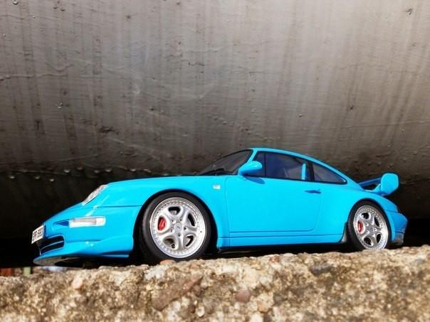 Porsche 911( 993) RS Club Sport авто