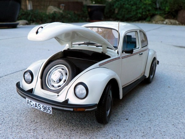Багажник Volkswagen Jeans Bug