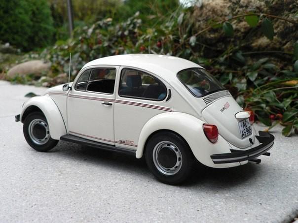 Вид сбоку Volkswagen Jeans Bug