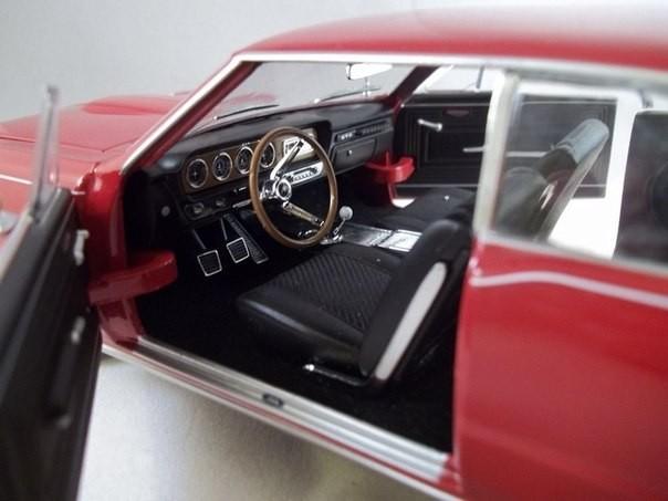 Салон PONTIAC GTO