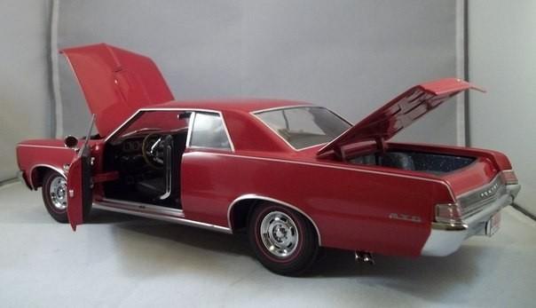 Кузов PONTIAC GTO