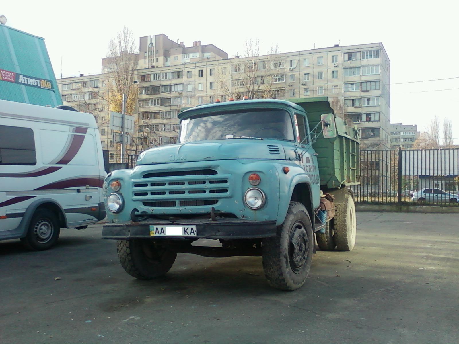 ЗИЛ-130 фотография авто