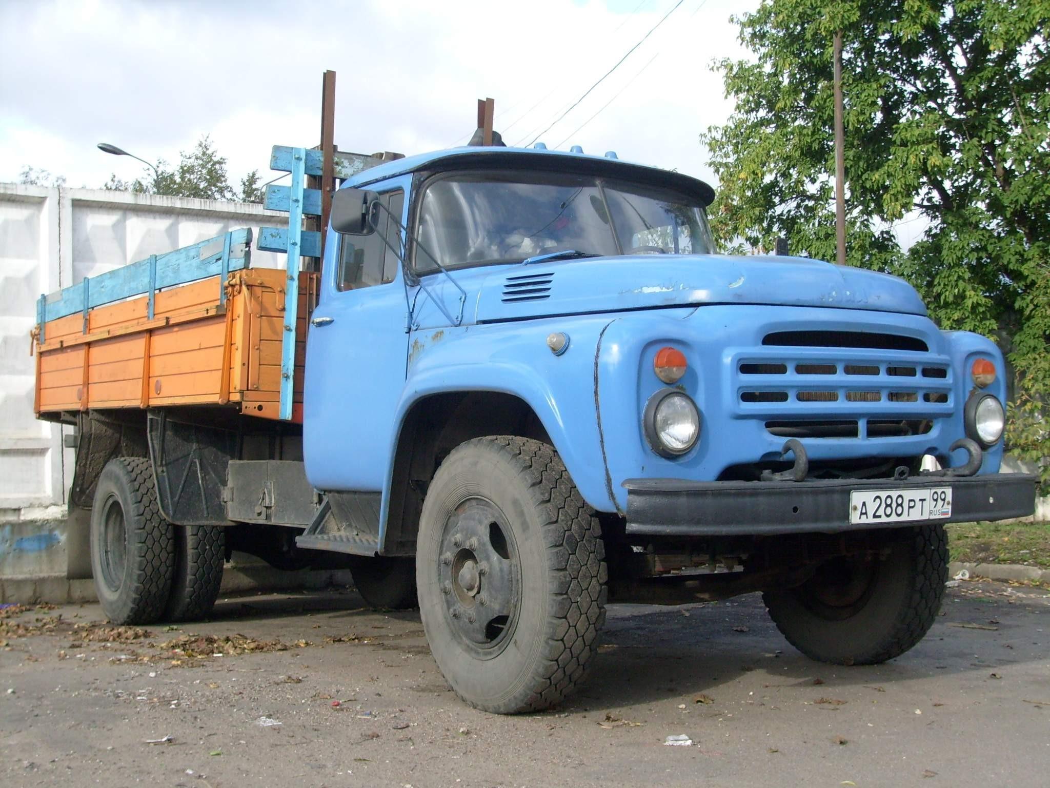 ЗИЛ-130 auto