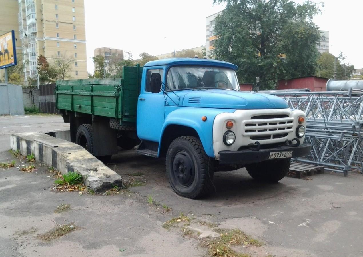 ЗИЛ-130 photo car