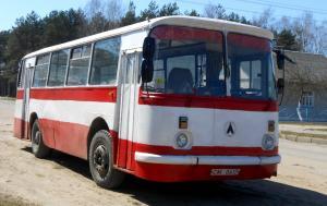 ЛАЗ-695 фотография