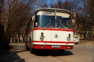 Украинский автобус ЛАЗ-695