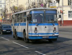 ЛАЗ-695 1976 года