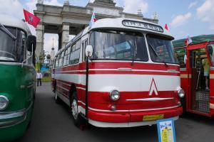 Вus ЛАЗ 695