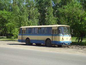 ЛАЗ-695 фото автобуса
