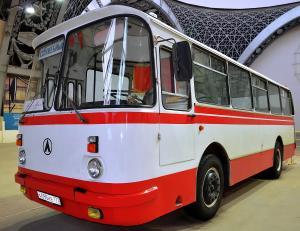 ЛАЗ 695 фото