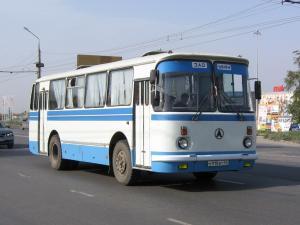ЛАЗ 695 фотография автобуса