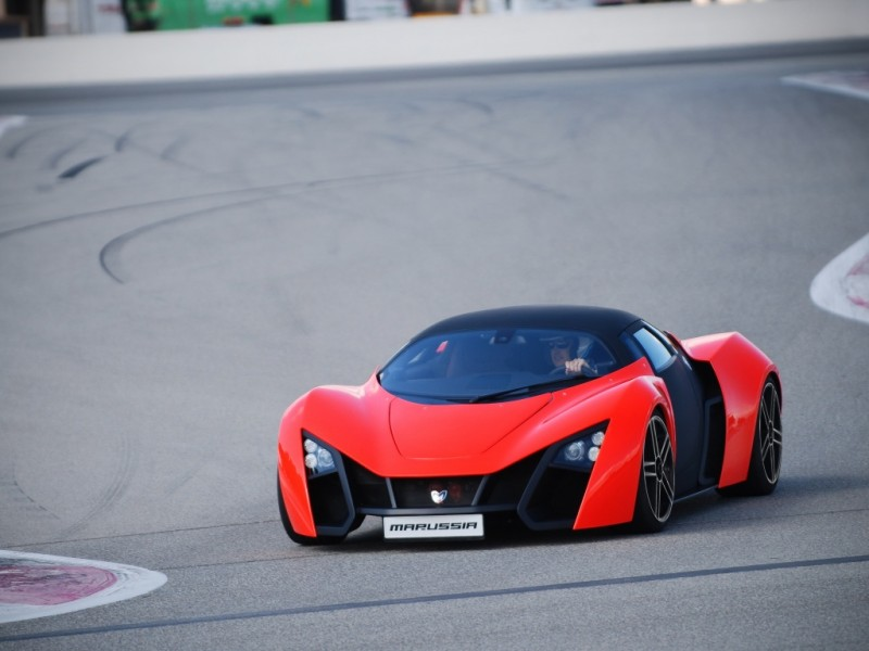 Marussia B2 photo sport car