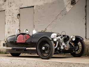 Morgan 3 Wheeler фото авто