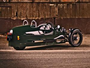 Morgan 3 Wheeler фотография