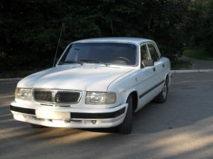 Седан Волга-3110