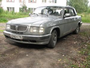 Фотография Волга-3110
