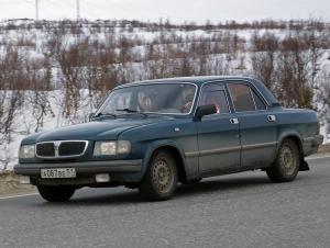 Авто Волга-3110