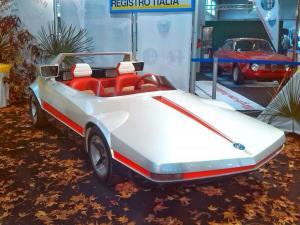 Bertone Autobianchi A112 Runabout 1969 года