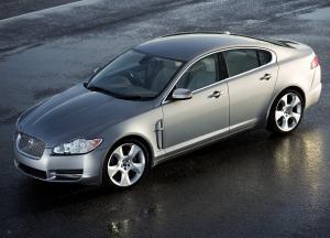 Jaguar XF фото авто