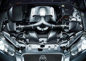 Jaguar XF двигатель