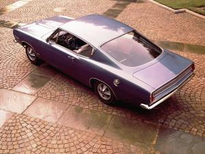 Маслкар Plymouth Barracuda