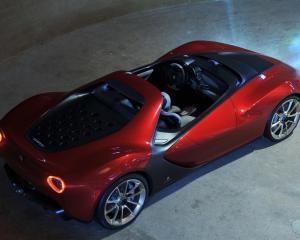 Pininfarina Sergio фото авто