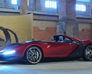 Pininfarina Sergio фото