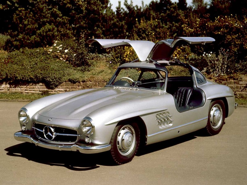 Mercedes-Benz 300 SL 1954 года