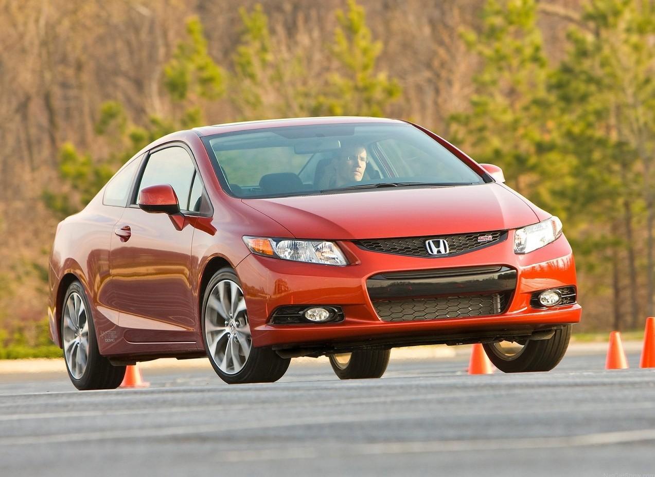 Фото Honda Civic Si