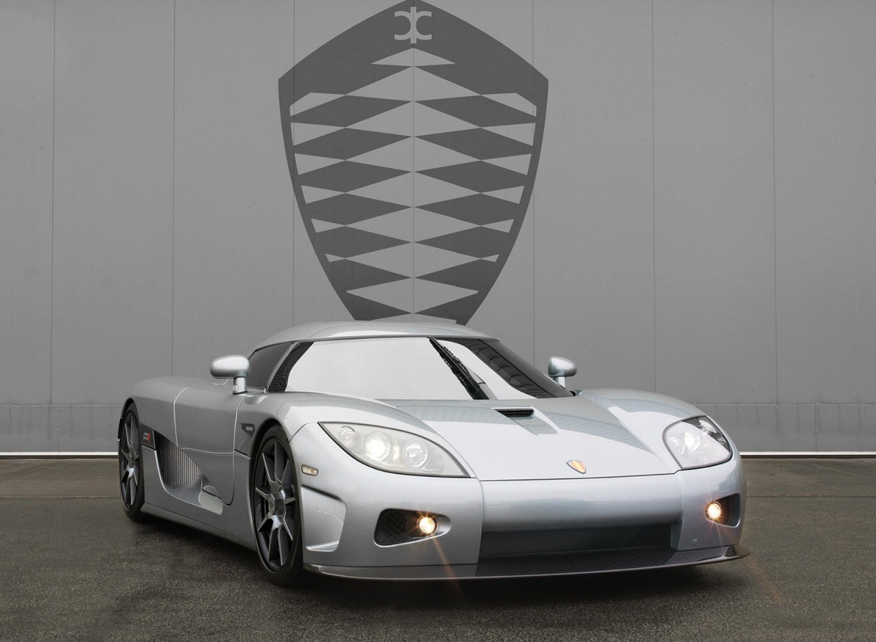 Авто Koenigsegg CCX