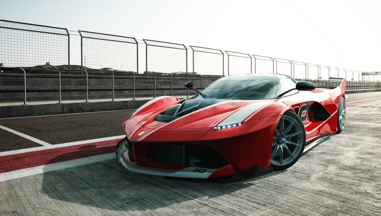 Аuto Ferrari FXX K