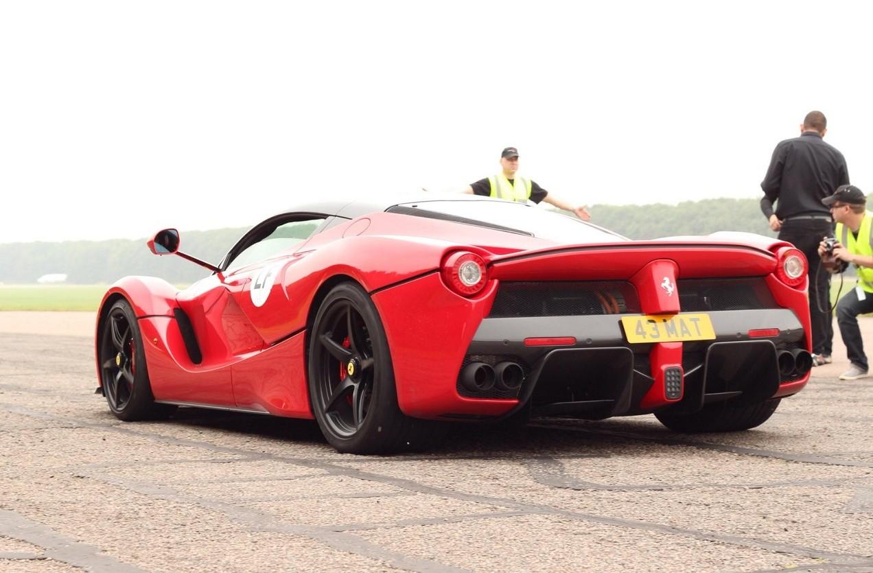 Рhoto Ferrari FXX K