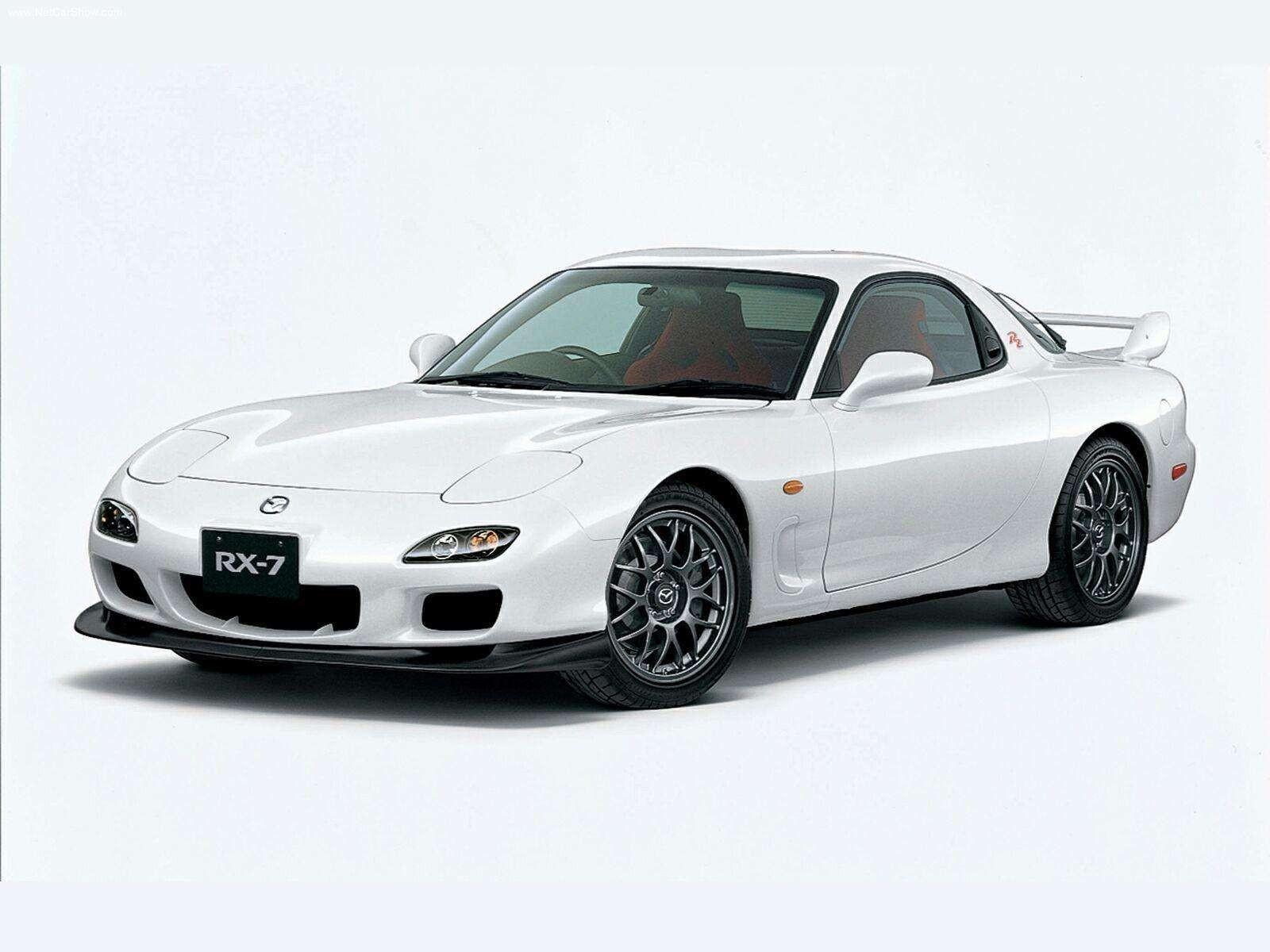 Mazda RX-7 car