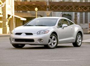 Mitsubishi Eclipse купе