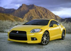 Mitsubishi Eclipse фотография