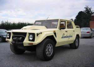 Lamborghini LM002 фотография